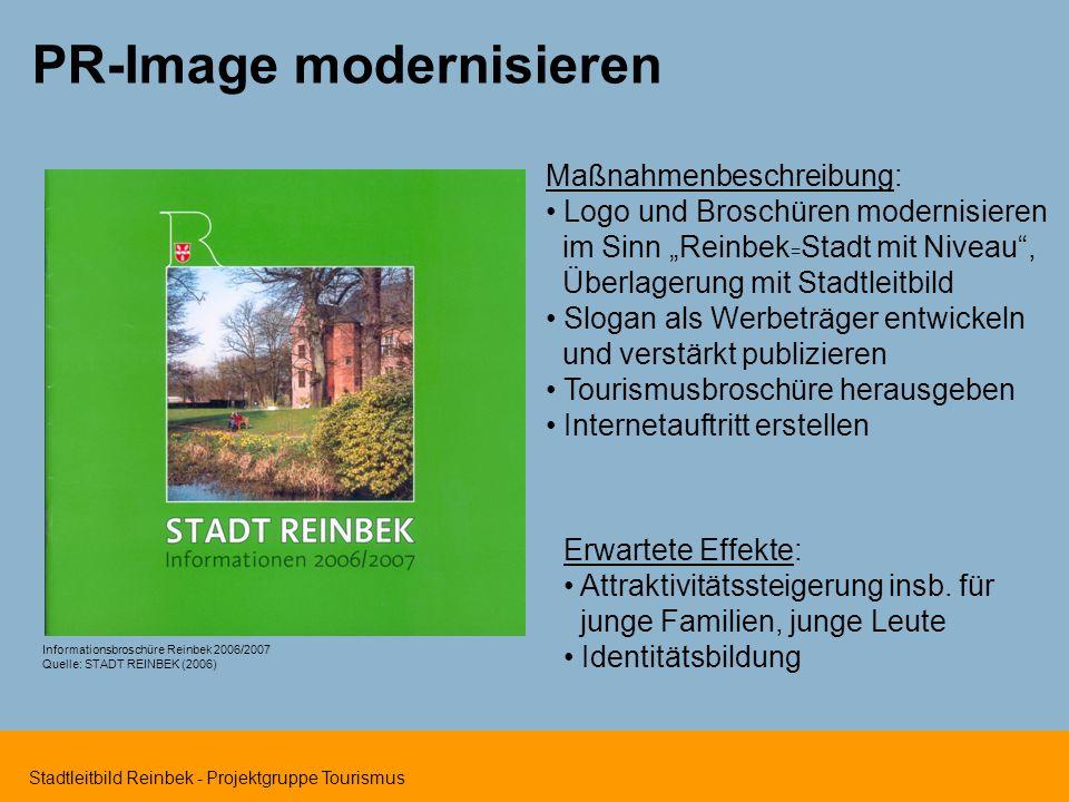 PR-Image modernisieren