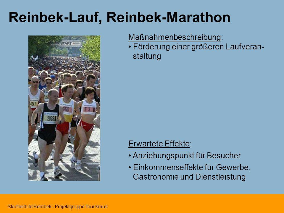 Reinbek-Lauf, Reinbek-Marathon