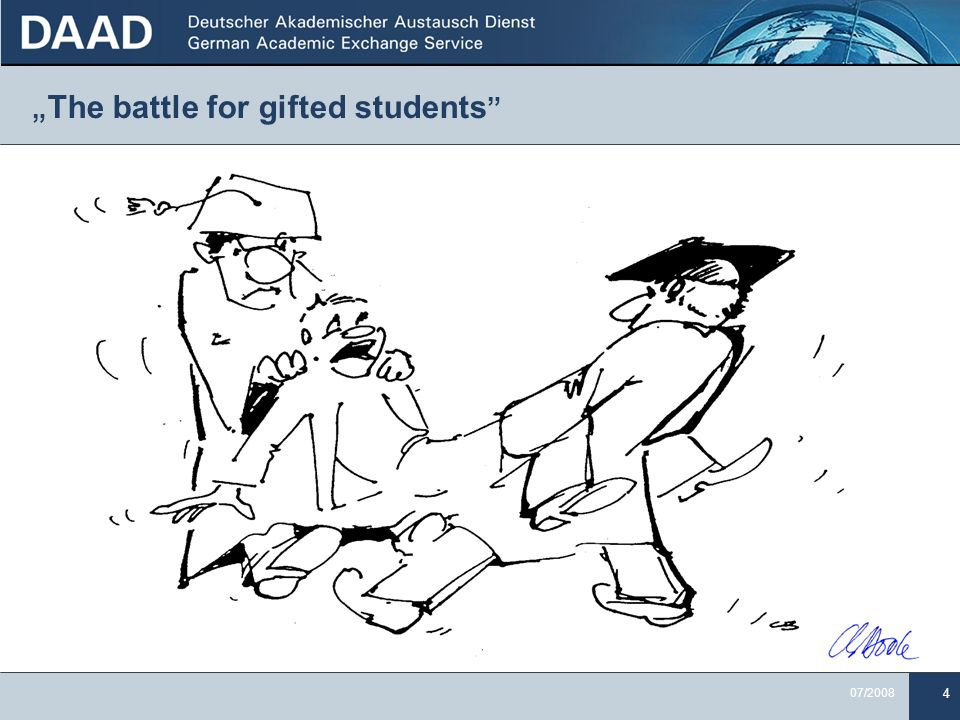 """The battle for gifted students"