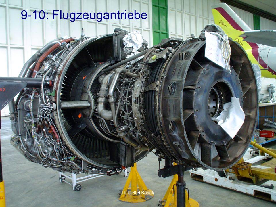 9-10: Flugzeugantriebe Übersicht der Handreichungselemente 9–10 Sekundarstufe I, ältere Klassen. Physik des Fliegens 9-10.