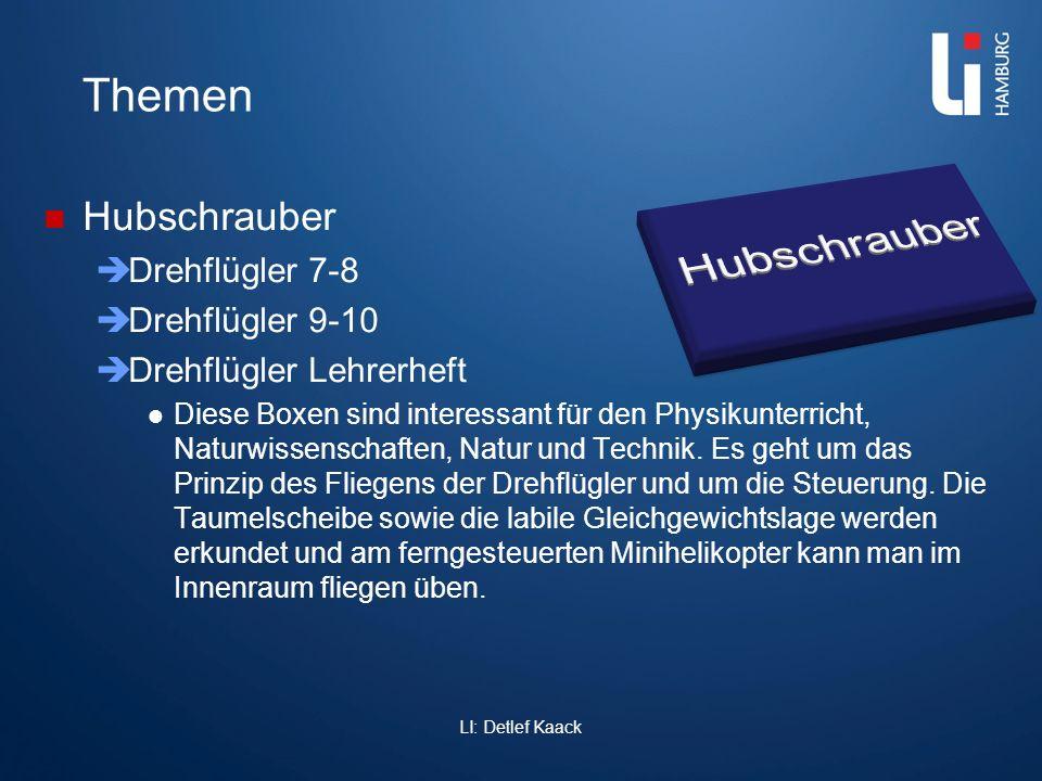 Themen Hubschrauber Drehflügler 7-8 Drehflügler 9-10
