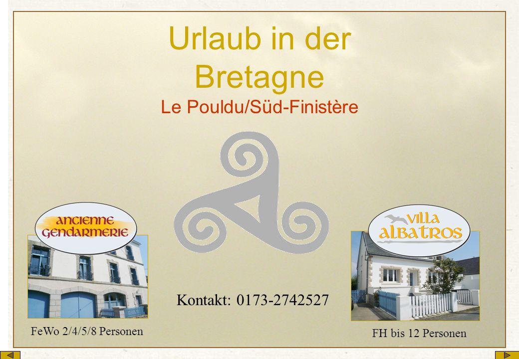 Le Pouldu/Süd-Finistère