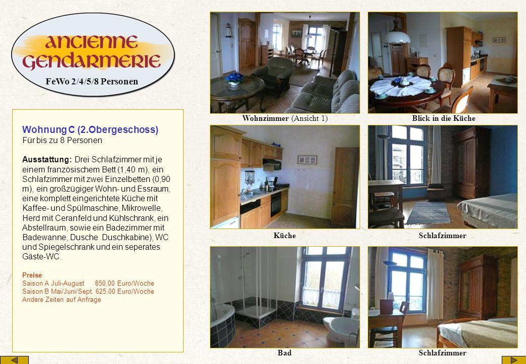 Wohnung C (2.Obergeschoss)