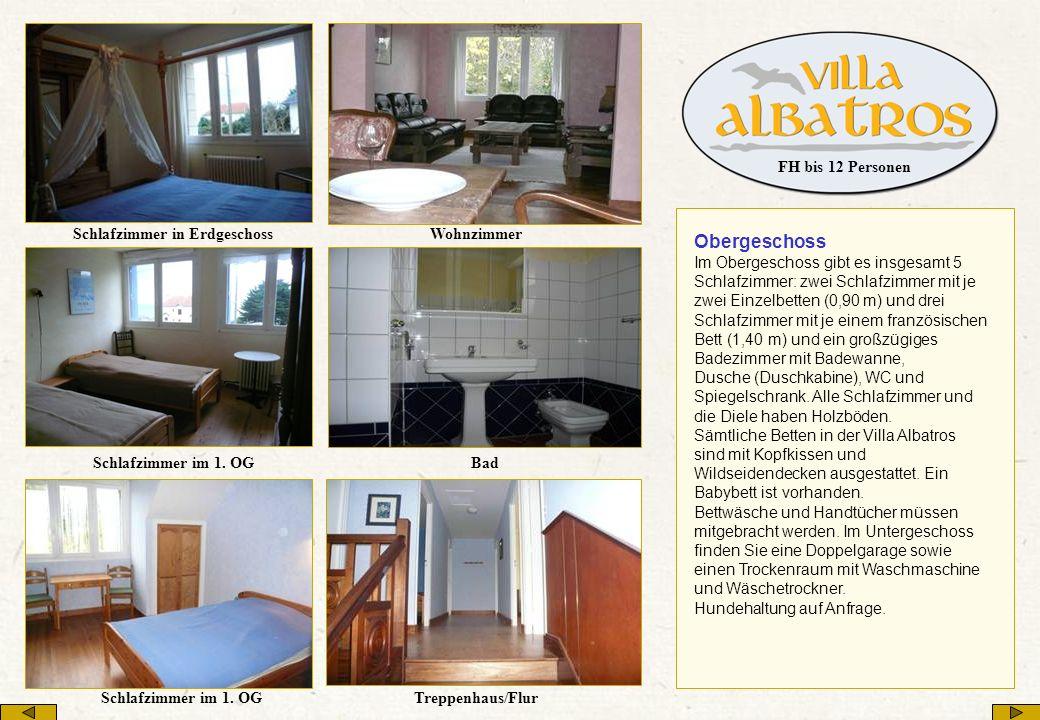 Schlafzimmer in Erdgeschoss