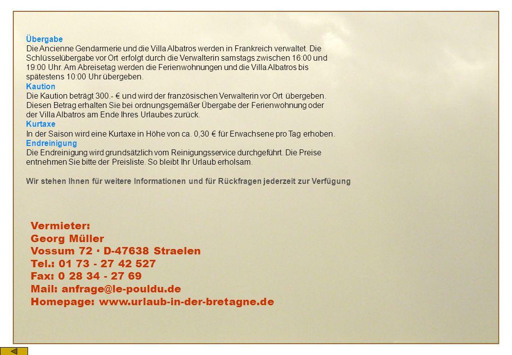 Mail: anfrage@le-pouldu.de Homepage: www.urlaub-in-der-bretagne.de