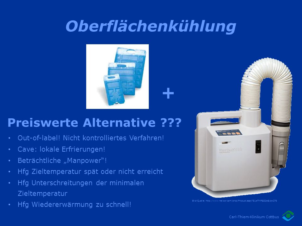 Preiswerte Alternative