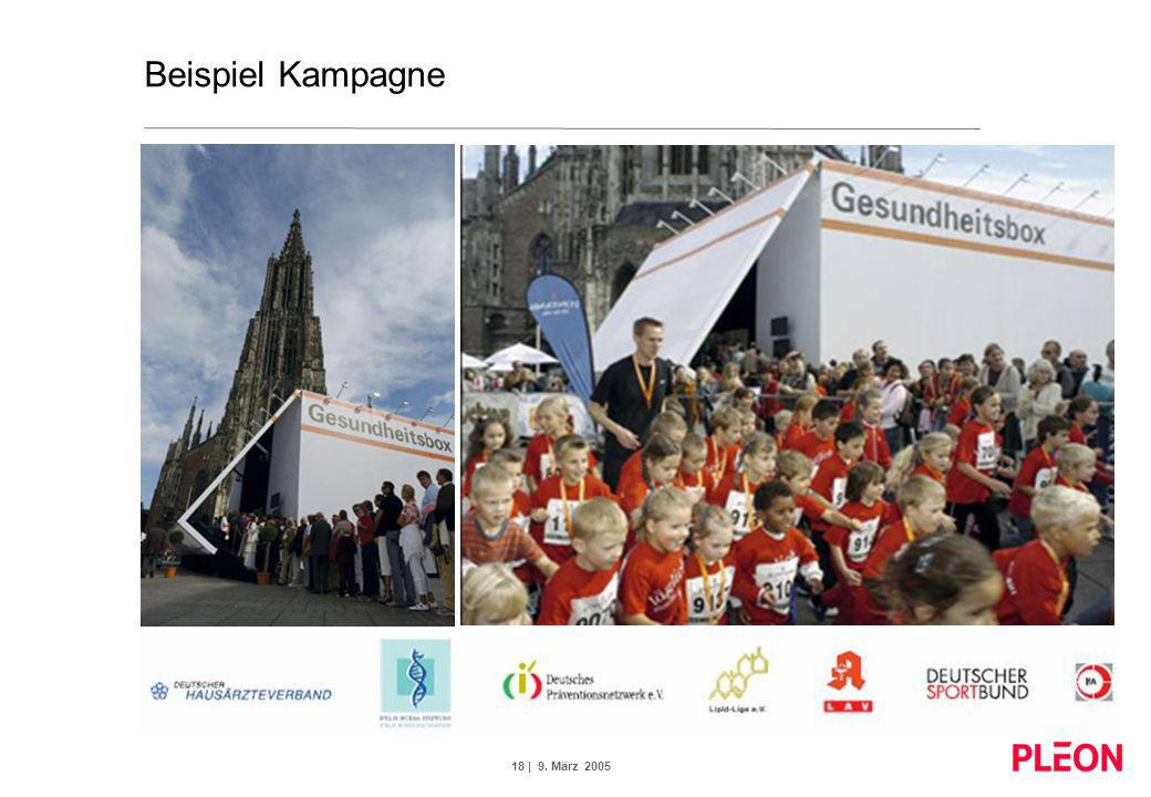 Beispiel Kampagne