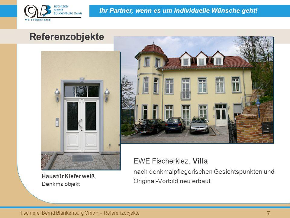 Referenzobjekte EWE Fischerkiez, Villa