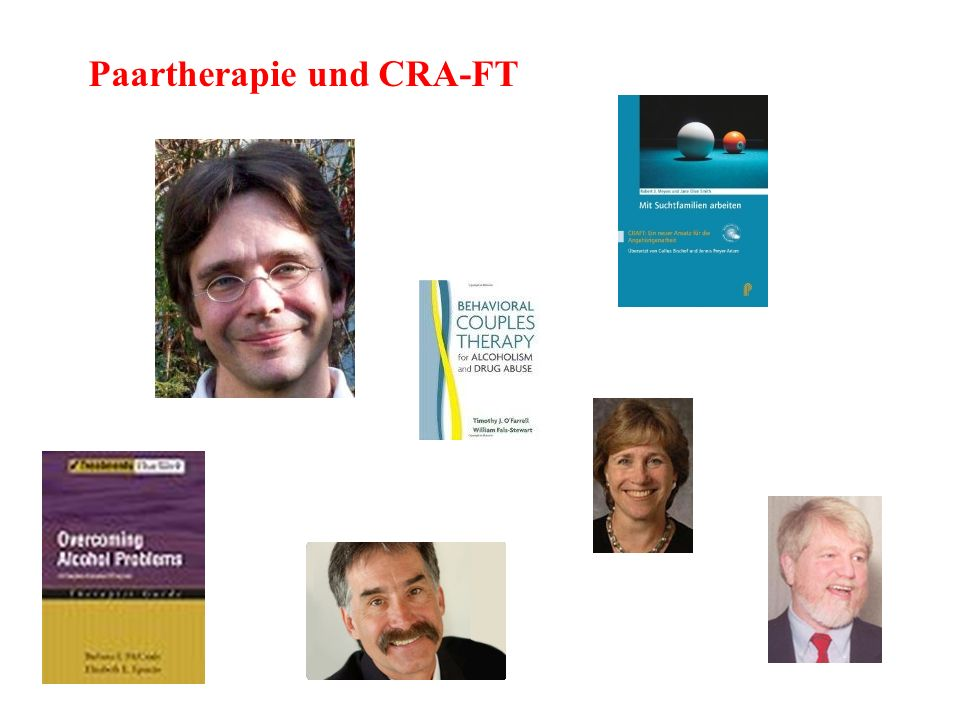 Paartherapie und CRA-FT