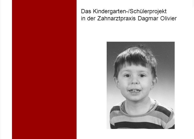 Das Kindergarten-/Schülerprojekt