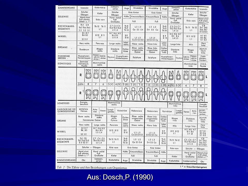 Aus: Dosch,P. (1990)