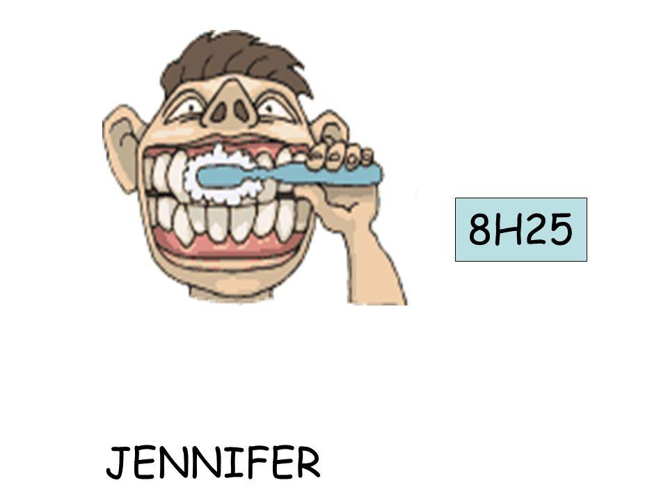 8H25 JENNIFER