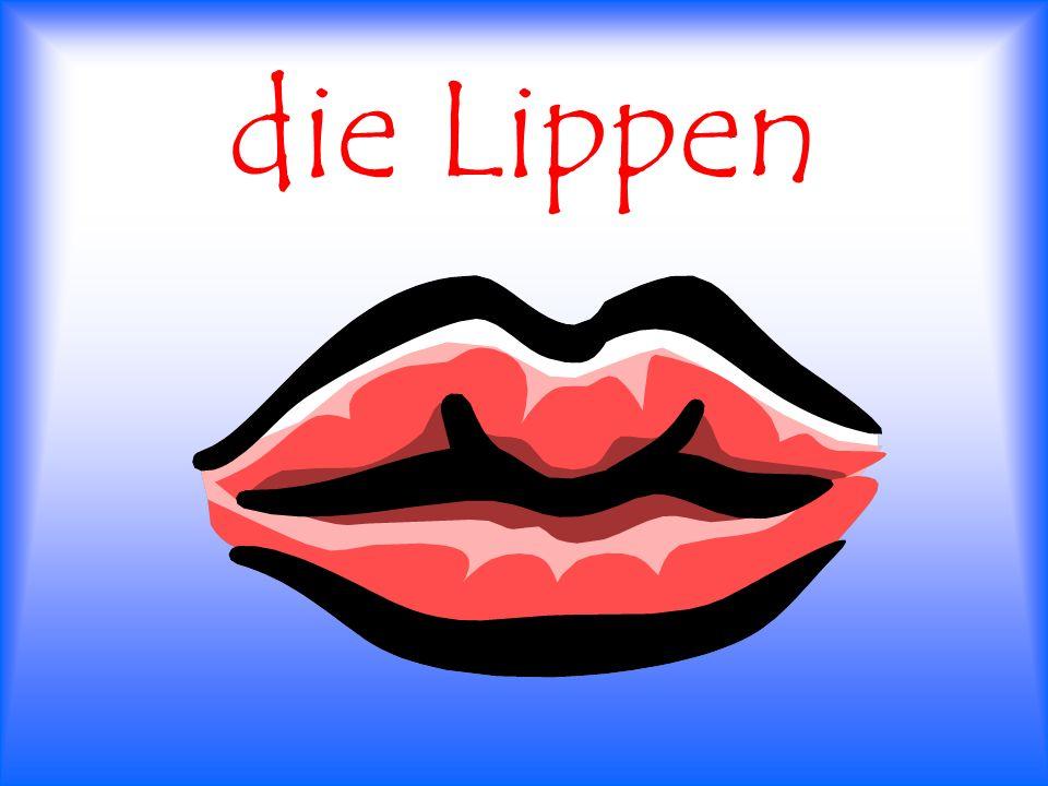 die Lippen