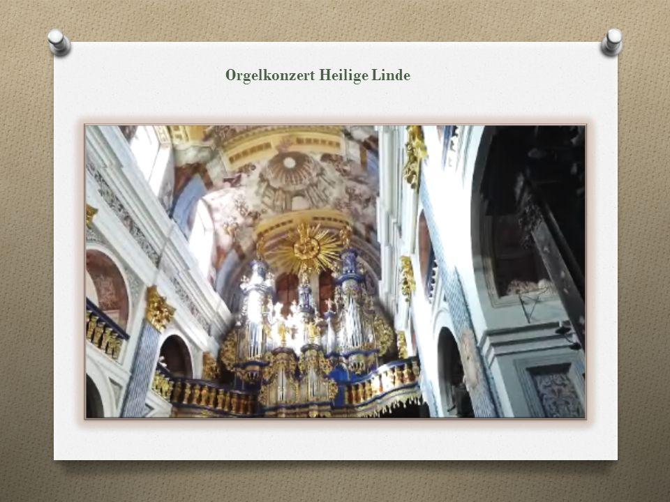 Orgelkonzert Heilige Linde