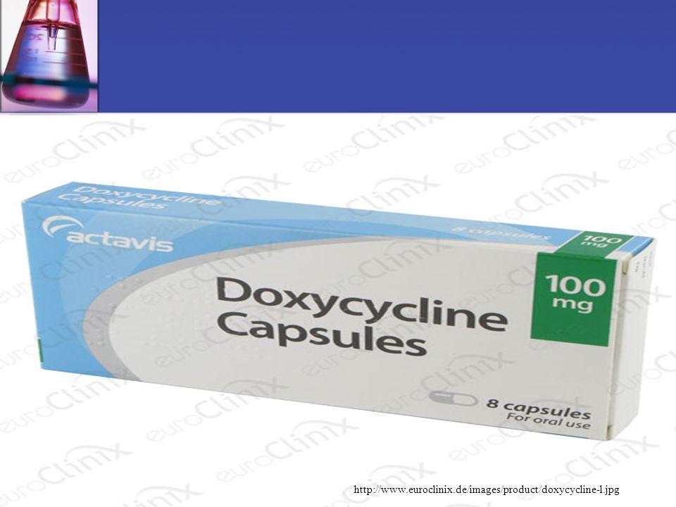 Tetrazykline Indikationen Nebenwirkungen Bsp. -Präparate