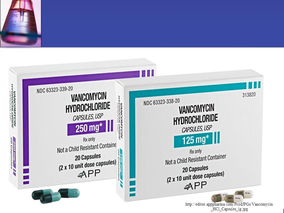 Glykopeptide Indikationen Nebenwirkungen Bsp. -Präparate