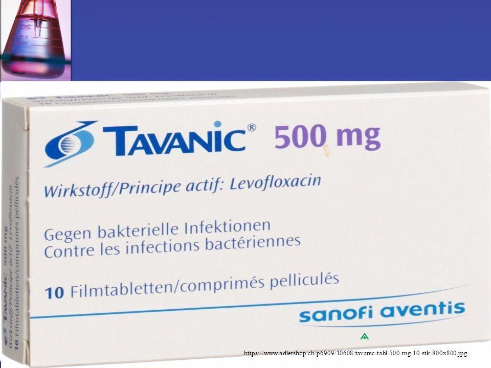 Gyrasehemmer Indikationen Nebenwirkungen Bsp. -Präparate