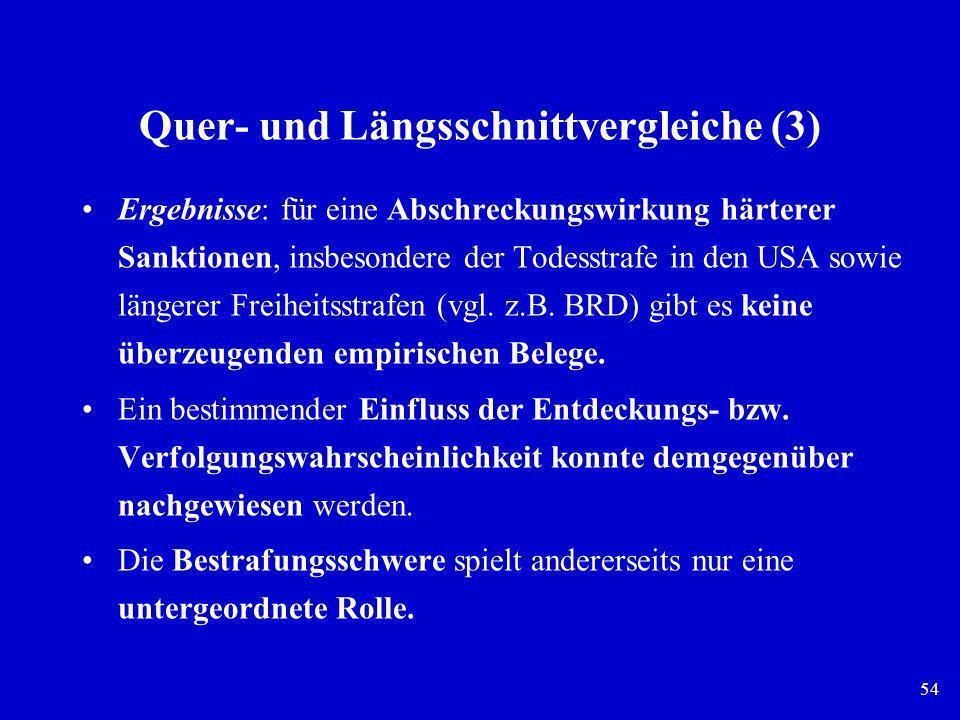 Quer- und Längsschnittvergleiche (3)