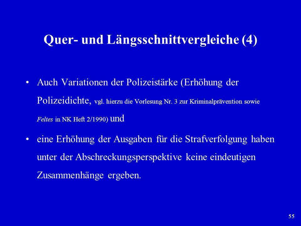 Quer- und Längsschnittvergleiche (4)