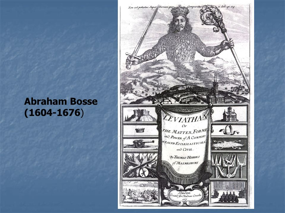 Abraham Bosse (1604-1676)