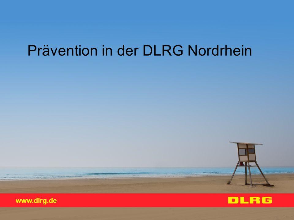 Prävention in der DLRG Nordrhein