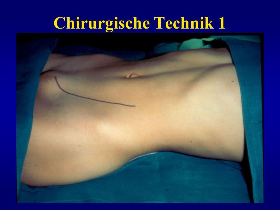 Chirurgische Technik 1