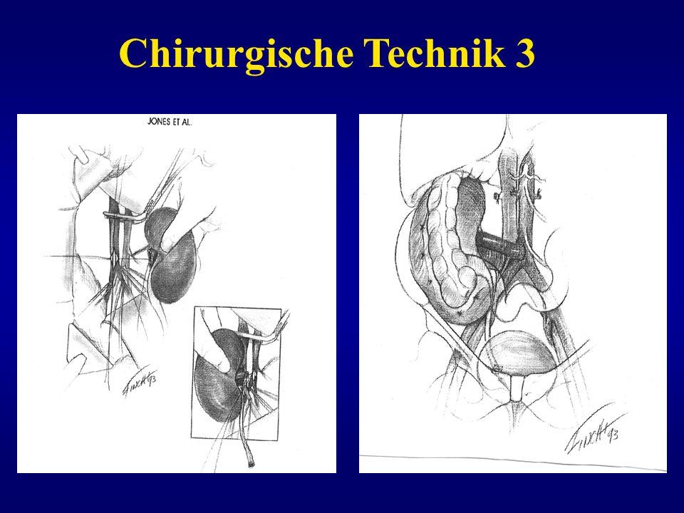 Chirurgische Technik 3