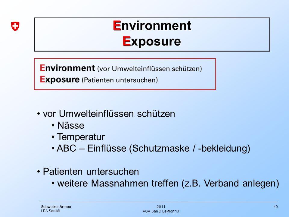 Environment Exposure vor Umwelteinflüssen schützen Nässe Temperatur