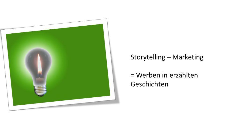 Storytelling – Marketing