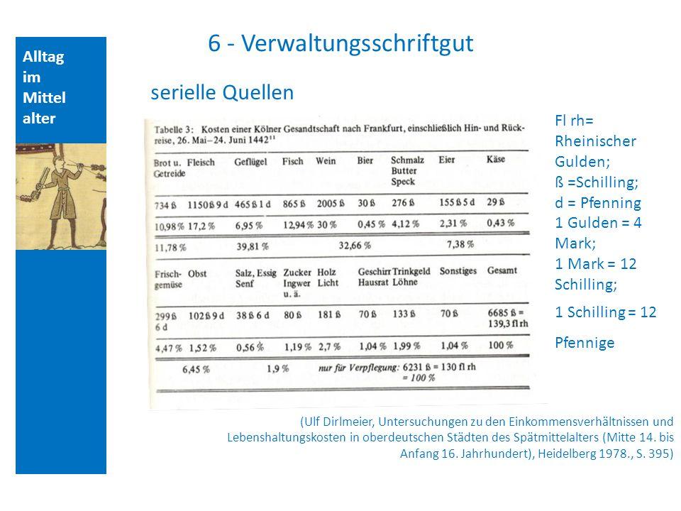6 - Verwaltungsschriftgut