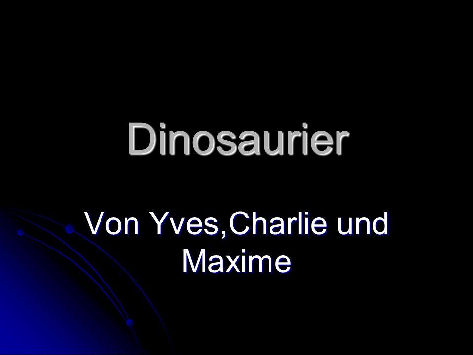Von Yves,Charlie und Maxime