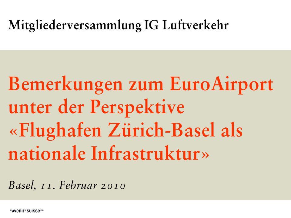 Mitgliederversammlung IG Luftverkehr