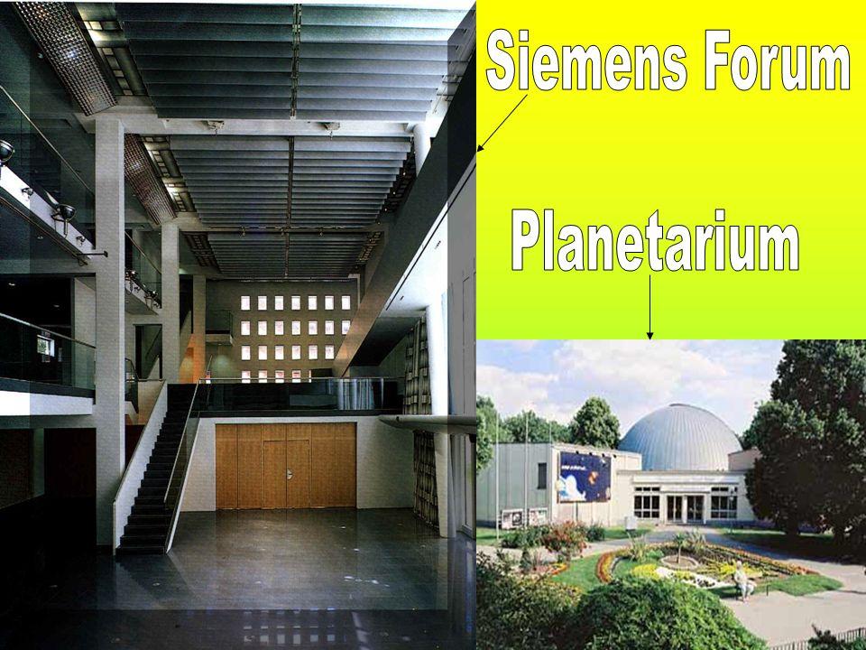 Siemens Forum Planetarium