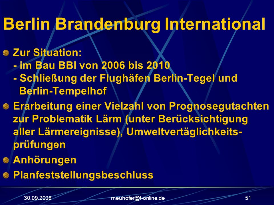 Berlin Brandenburg International