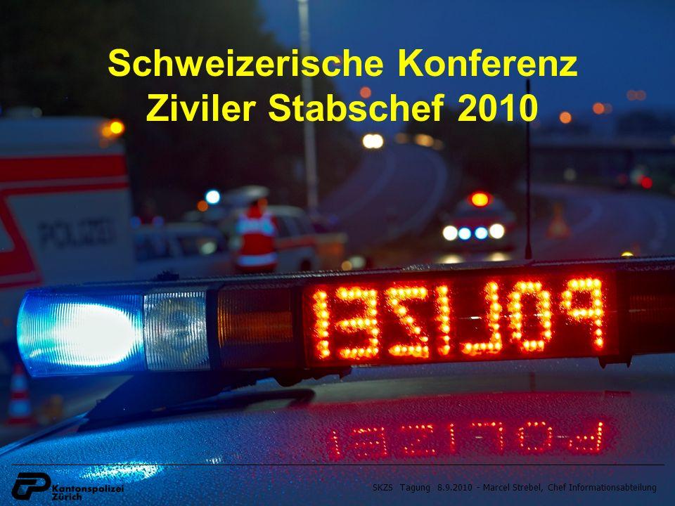 Schweizerische Konferenz Ziviler Stabschef 2010