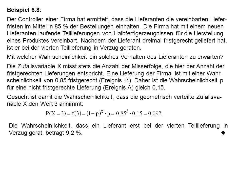 Beispiel 6.8: