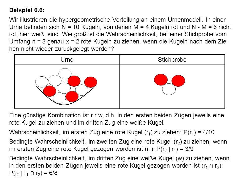 Beispiel 6.6:
