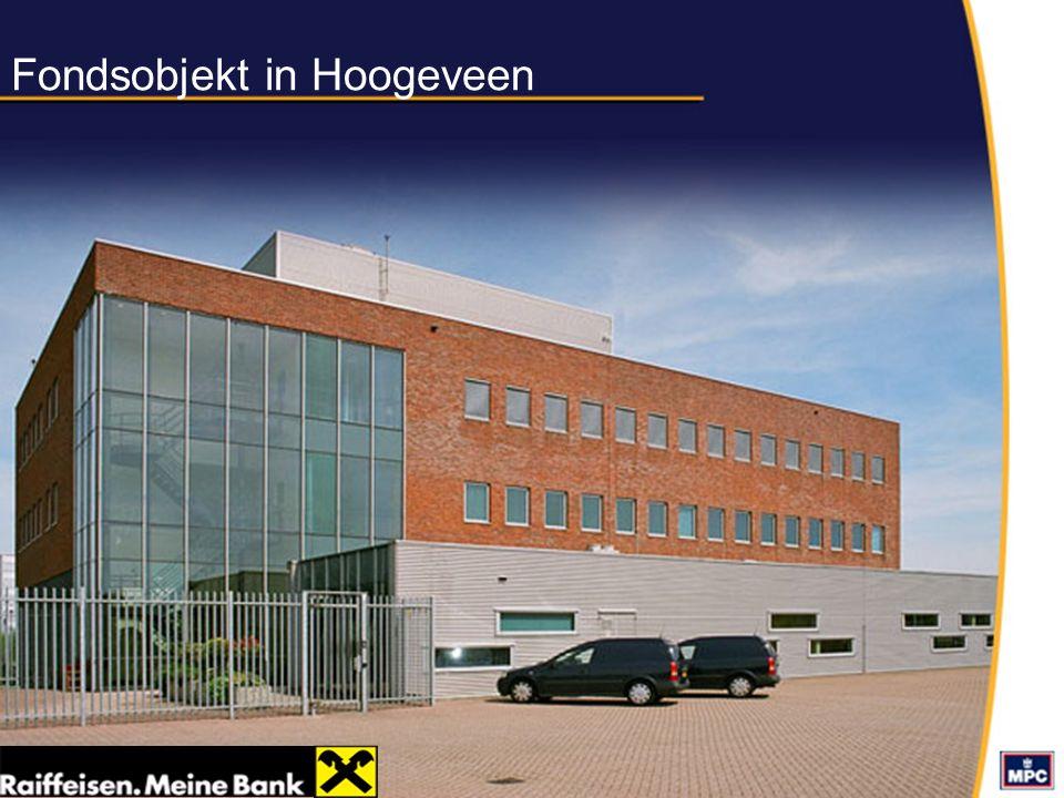 Fondsobjekt in Hoogeveen