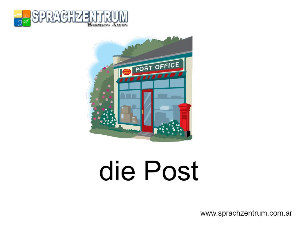 die Post www.sprachzentrum.com.ar