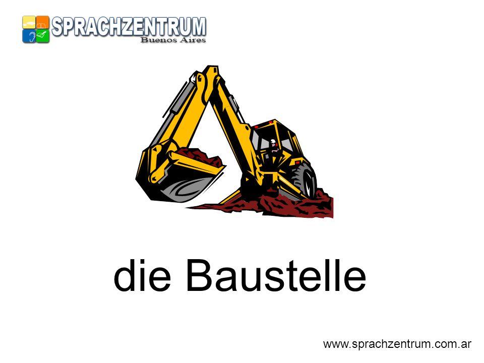 die Baustelle www.sprachzentrum.com.ar