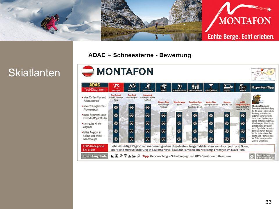 ADAC – Schneesterne - Bewertung