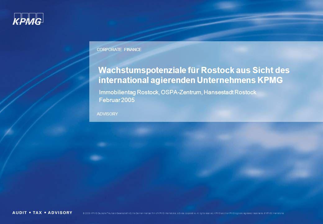 KPMG International und KPMG Deutschland