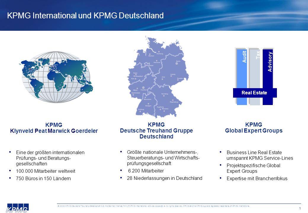 KPMG Corporate Finance – Real Estate