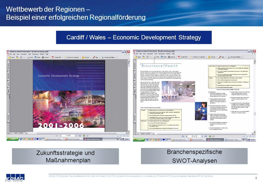 Die Region Rostock ist ein Wirtschaftsstandort mit Wachstumspotenzial