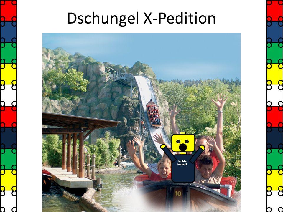 Dschungel X-Pedition Ich liebe Legoland!
