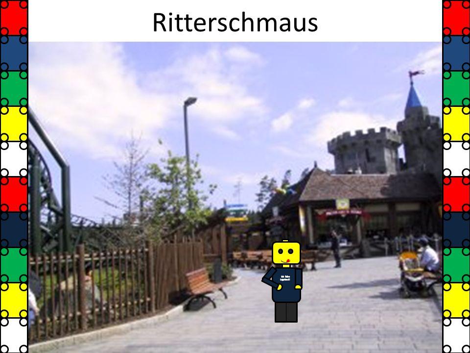 Ritterschmaus Ich liebe Legoland!