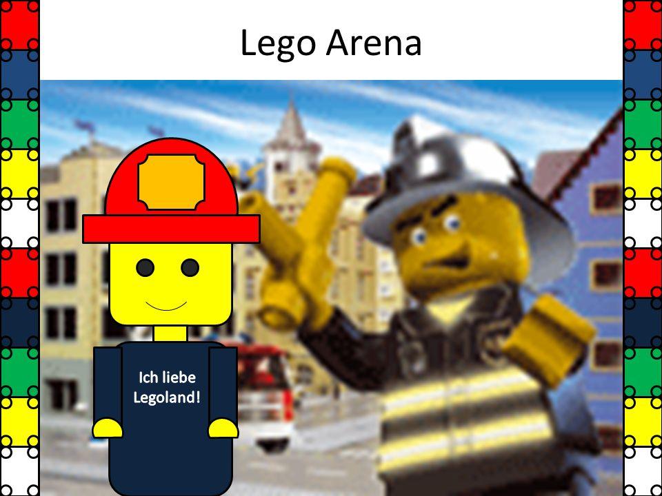 Lego Arena Ich liebe Legoland!