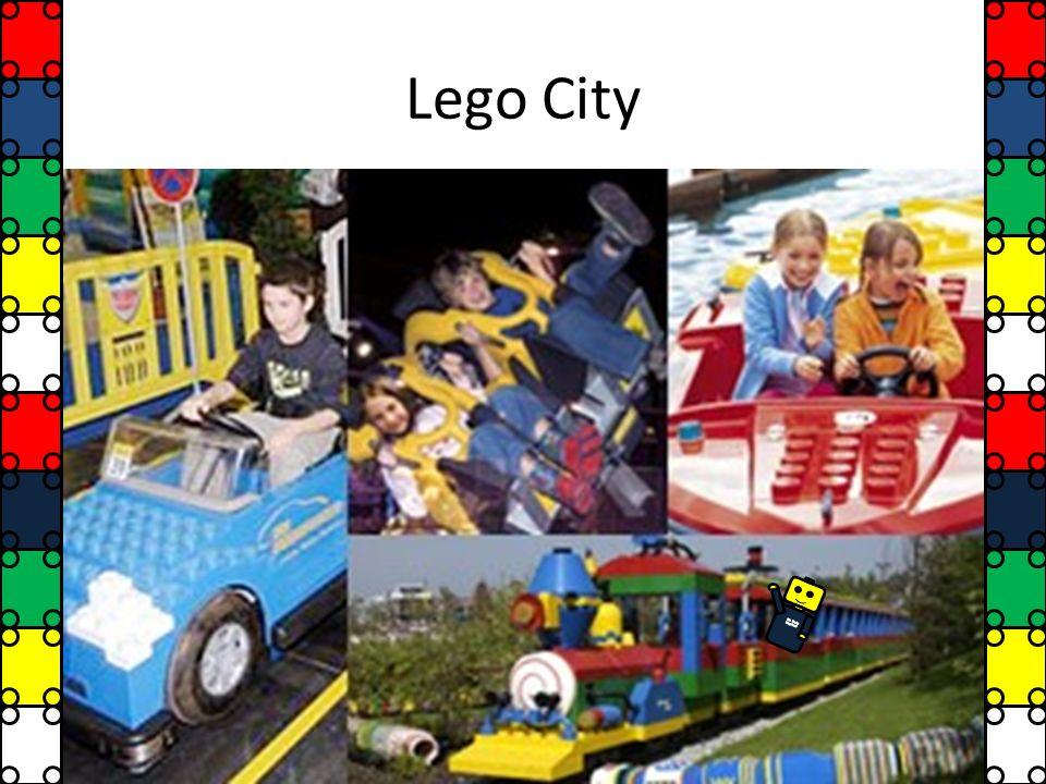 Lego City Ich liebe Legoland!