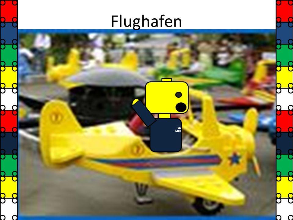 Flughafen Ich Lego