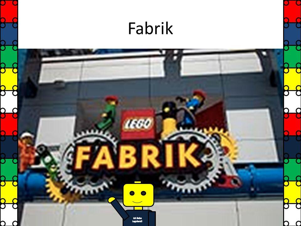 Fabrik Ich liebe Legoland!